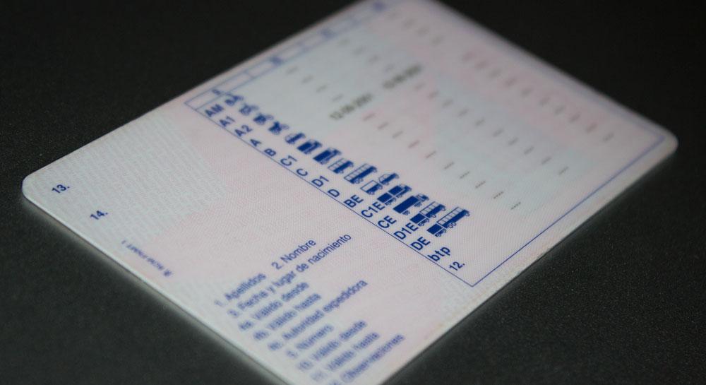 renovar el carnet de conducir en valencia